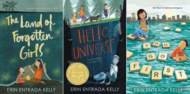 Erin Entrada Kelly Books