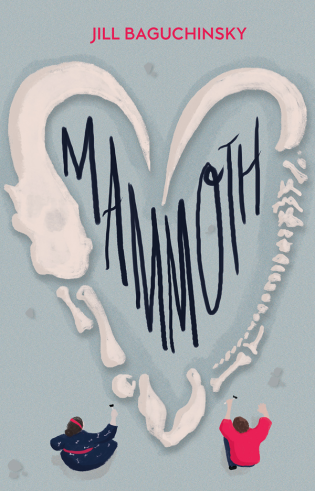 Mammoth by Jill Baguchinsky Cover