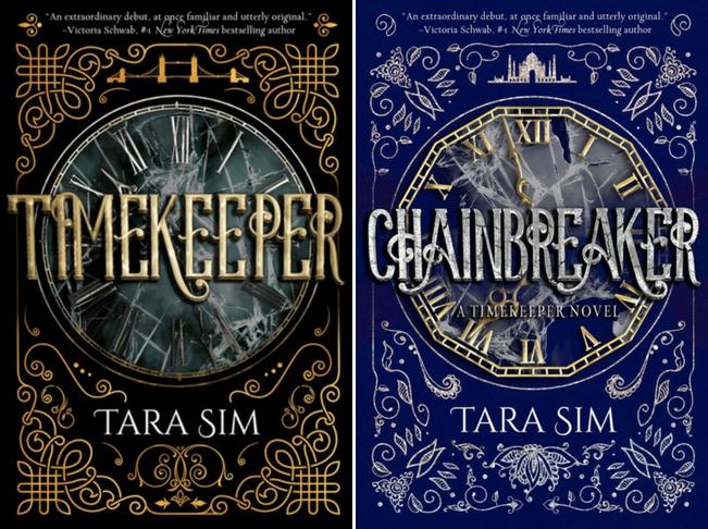 Timekeeper Chainbreaker by Tara Sim