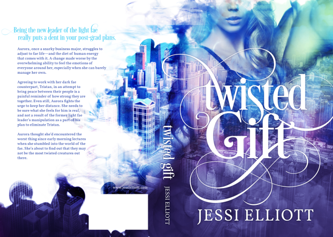 Twisted Gift Cover