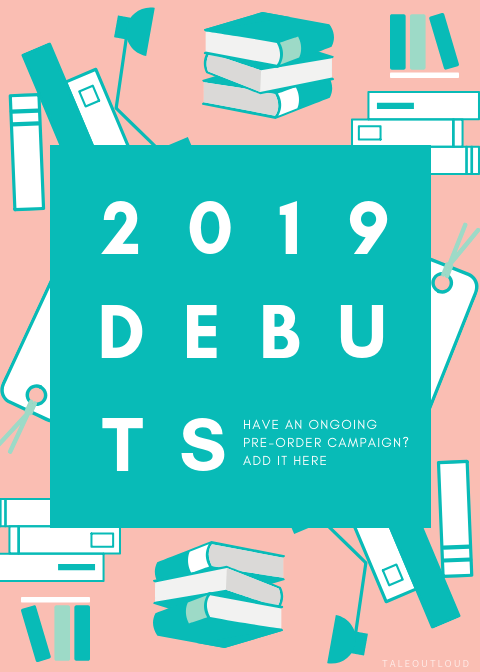 2019 Debut Pre-order Sign-up