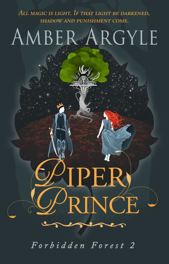 Piper Prince by Amber Argyle